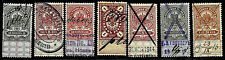 Russia  REVENUE FISCAL COLLECTION  USED VF