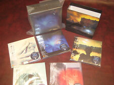 PORCUPINE TREE 5 JAPAN REPLICA OBI HQCD AND DVD LIMITED EDITION RARE BOX SET