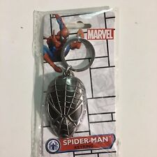 MONOGRAM Marvel Spider Man Pewter Key Ring Portachiavi