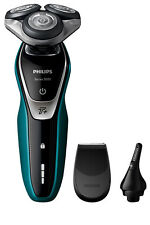 NEW Philips Series 5000 MultiPrecision shaver with Nose Trimmer S5550/44