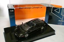 AUTO ART 1/43 - LAMBORGHINI MURCIELAGO CONCEPT CAR MET BLACK