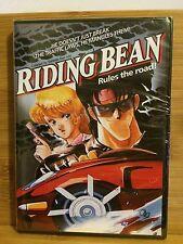 Riding Bean / anime on DVD by AnimEigo NEW