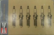 6 PACK Champion QL77CC Boat Engine Spark Plug 941M Mercury 3.0L 200-225-250 MD