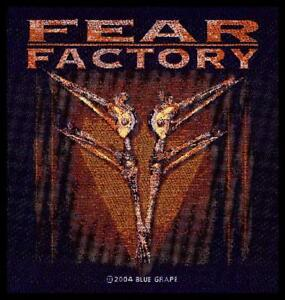 Fear Factory - Archtype Patch-Keine Indicazione #21670