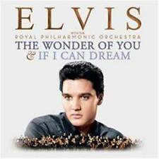 ELVIS PRESLEY THE WONDER OF YOU/IF I CAN  DREAM 2 CD NEW Australian Made