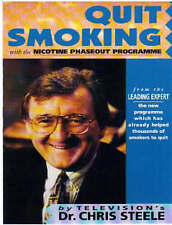 Good, Quit Smoking with the Nicotine Phaseout Programme, Steele, Chris, Book