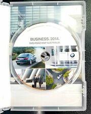 NEW BMW / MINI GENUINE NAVIGATION DVD CD LATEST GPS MAP AUST/NZ SOFTWARE RRP$400