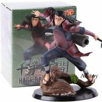 Anime Naruto Shippuden Hashirama Senju / Tobirama Action Figure Toys Collection