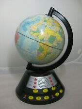 World Atlas Interactive Talking Quiz Globe Learning Smart Toy Excalibur Ei-Be129