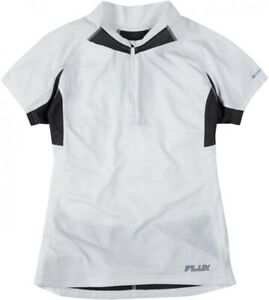 Madison Flux Short Sleeve Womens Cycling Jersey - White