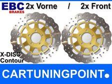 EBC Bremsscheiben VA YAMAHA FJ 1200 (3CV/3XW Type)
