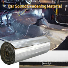 Automotive Heat Shield Insulation Material Sound Deadening Reduce Noise Proofing