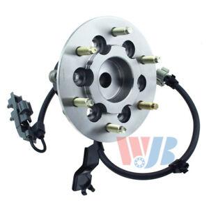 Wheel Bearing and Hub Assembly-RWD Front Left WJB WA515104