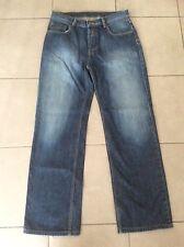 Wrangler   Classic Straight Dark Denim Jeans    Size 32