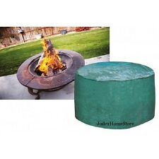 Garland Green Weatherproof Large FIREPIT fire pit cover 84cm x 50cm W1148 new