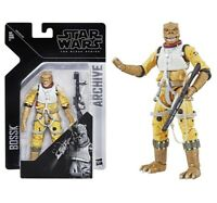 """Star Wars Black Series Bossk Archive Collection 6"""" Action Figure Hasbro"""