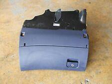 Handschuhfach Audi A6 4B Ablagefach Handschuhkasten Fach blau