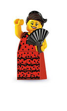 LEGO Minifigures / Minifiguras 8827 - SERIES 6 - Flamenco Dancer (NEW)