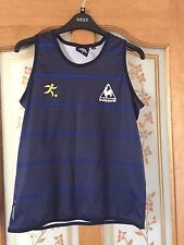 Le Coq sportif navy medium boys sports vest