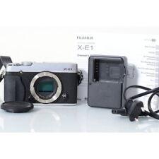 Fujifilm FinePix Serie x x x-e1 16.3mp Cámara digital en plata