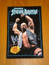 STONE COLD STEVE AUSTIN TOUGHER THAN THE REST WWE WRESTLING GN