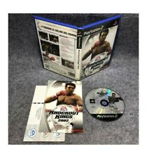 KNOCKOUT KINGS 2002 SONY PLAYSTATION 2 PS2