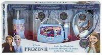 Disney Frozen 2 Gift Set inc Headphones, Boombox and Night Light Lantern