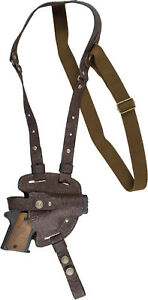Shoulder holster for Glock-36, -43, 42, S&W M&P Shield, M&P Compact, SIG 938/238