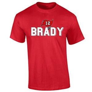Tom Brady T Shirt Tampa Bay Football T-Shirt