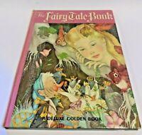 THE FAIRY TALE BOOK, Adrienne Segur, 1st/1st print US 1958 HC, Golden Books