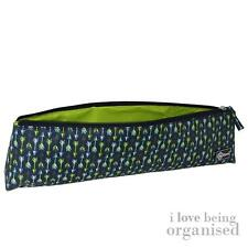 Extra Long Pencil Case Padded Knitting Needle Storage Crochet Textile Crafts