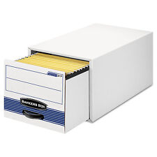 Bankers Box Stor/drawer Steel Plus Storage Box, Wire, One Box