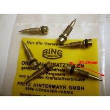 Tornillo regulacion aire carburadores Bing 84-54 (26,20mm)