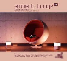 AMBIENT LOUNGE 16 = Kalkbrenner/Bliss/Pooley/Taxi/Cantoma..=2CD= DOWNTEMPO HOUSE