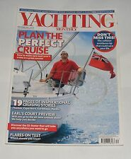 YACHTING MONTHLY DECEMBER 2007 - PLAN THE PERFECT SUMMER CRUISE/FLARES ON TEST