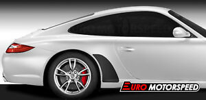 05-11  Porsche 997 Carrera Matte Black Stone Guard Classic