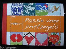 PRESTIGEBOEKJE PR 19 2008 PASSIE VOOR POSTZEGELS CAT.WRD.16,00 EURO