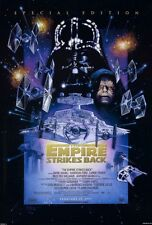 EMPIRE STRIKES BACK 27x40 Original Movie Poster One Sheet 97RR George Lucas