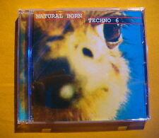 Nova Zembla - NZ 080 CD - Natural Born Techno 6 - Techno, Acid  - Belgium