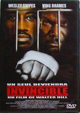 DVD INVINCIBLE - Wesley SNIPES / Ving RHAMES - NEUF