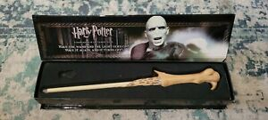 Harry Potter Noble Collection Lord Voldemort Illuminating Wand