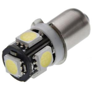 P13.5S PR2 Base Upgrade LED Flashlight Torch Bulb 3V 4.5V 6V 12V 18V 3000K/6000K