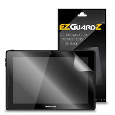 2X EZguardz LCD Screen Protector Skin Cover HD 2X For Lenovo A10-70 A7600 Tablet