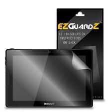 2X EZguardz LCD Screen Protector Skin Cover HD 2X For Lenovo A10-70 A7600 Tablet