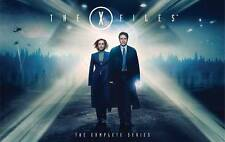 The X-Files: The Complete Series + The Event (Blu-ray Disc, 2016, 18-Disc Set)