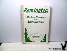 1923 Remington Firearms and Ammunition Catalog No 107 REPRINT
