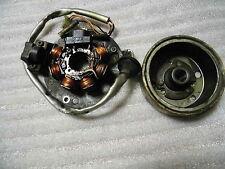 E. Yamaha Maxster 125 Lichtmaschine Stator Rotor Polrad