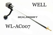L96 Complete Bolt for WELL MB01 MB04 MB05 MB08 Airsoft Bolt-Action