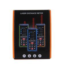 Physport Laser Measure 70M Handheld Digital Laser Distance Meter Rangefinder ...