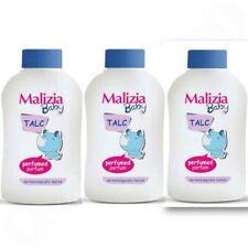 Malizia talk Babypuder Körperpuder Hautpflege 3x 200 g